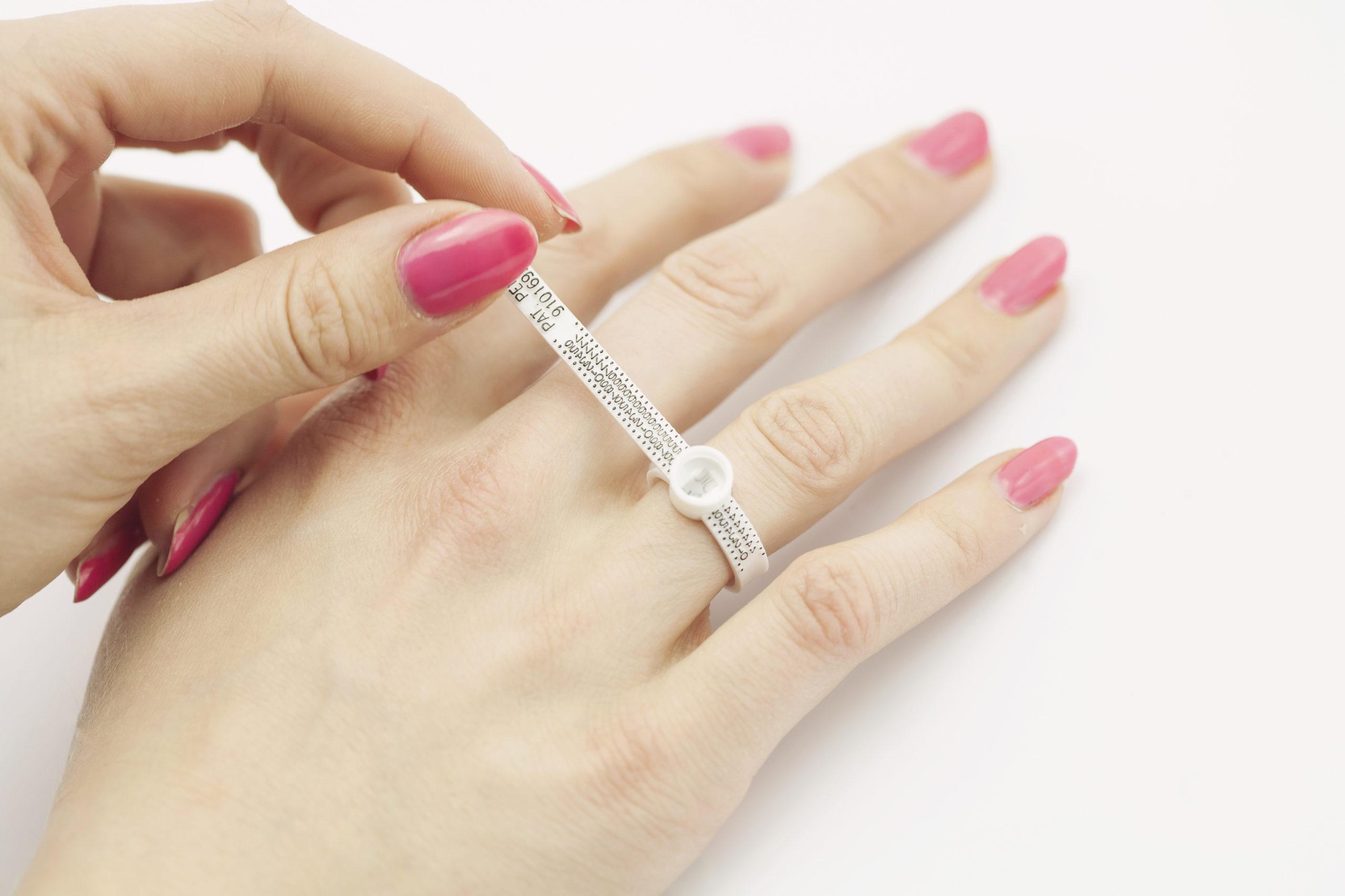 測り 方 サイズ 指輪