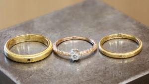 婚約指輪結婚指輪オーダーメイド