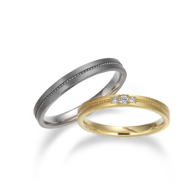 結婚指輪COQUETTE