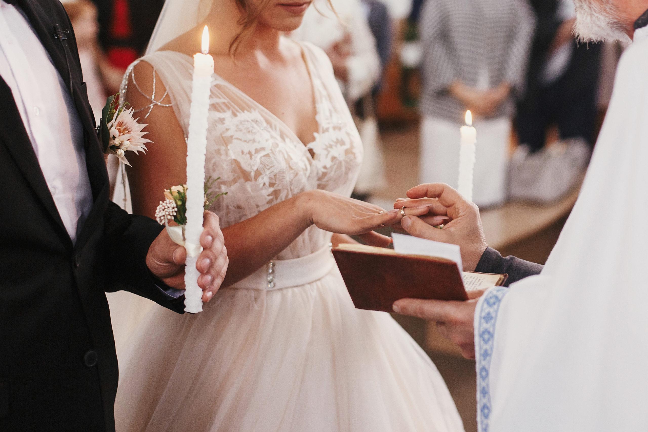 結婚指輪婚約指輪違い