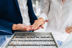 結婚指輪探し