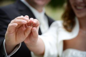 結婚指輪結婚式