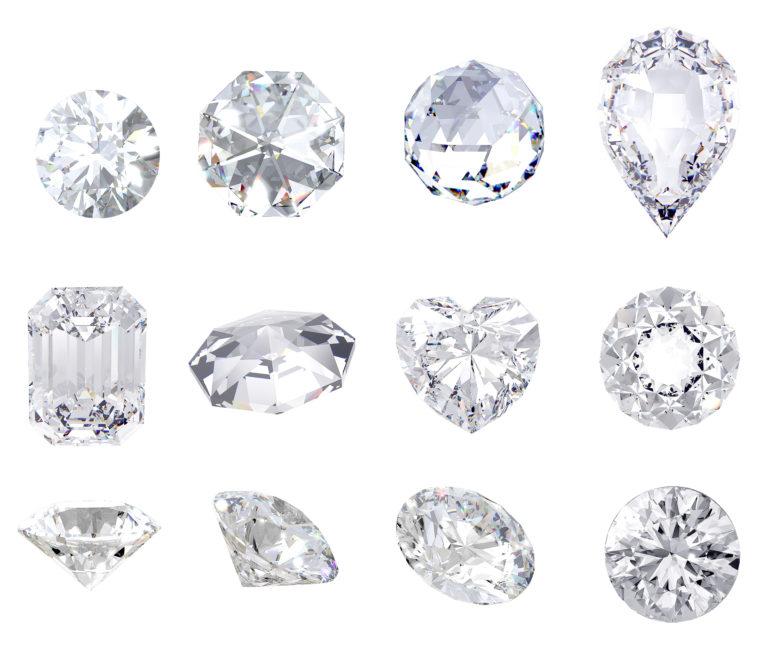 diamond shapeダイヤ形