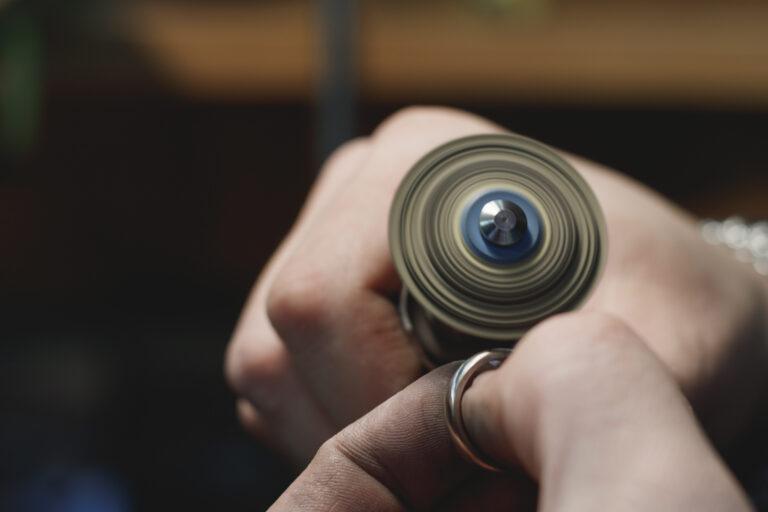 指輪ポリッシュ