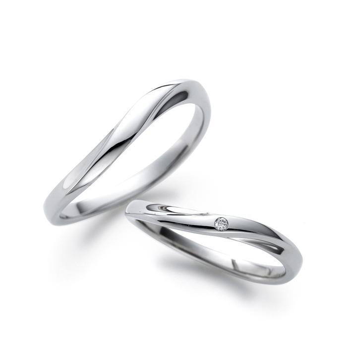 結婚指輪PANSEE