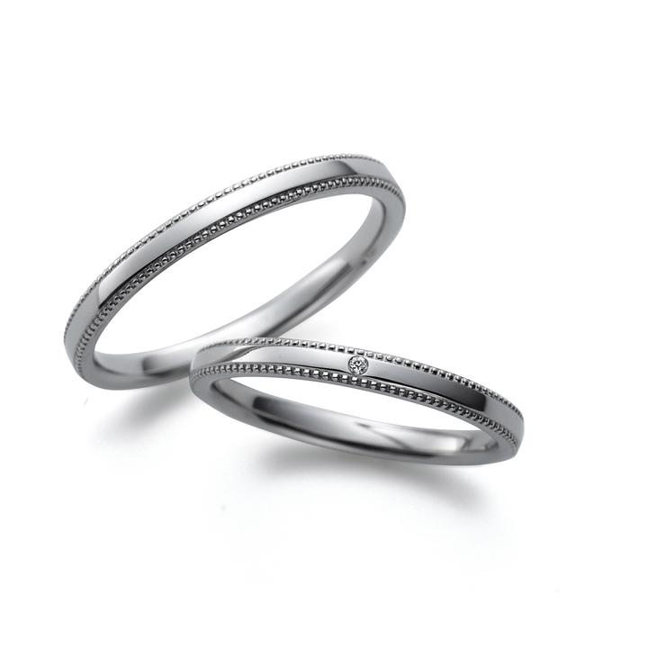 結婚指輪ETOILE BLEUE