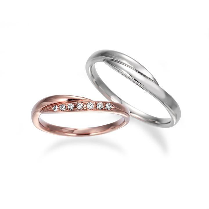 結婚指輪LIEN DOUCE