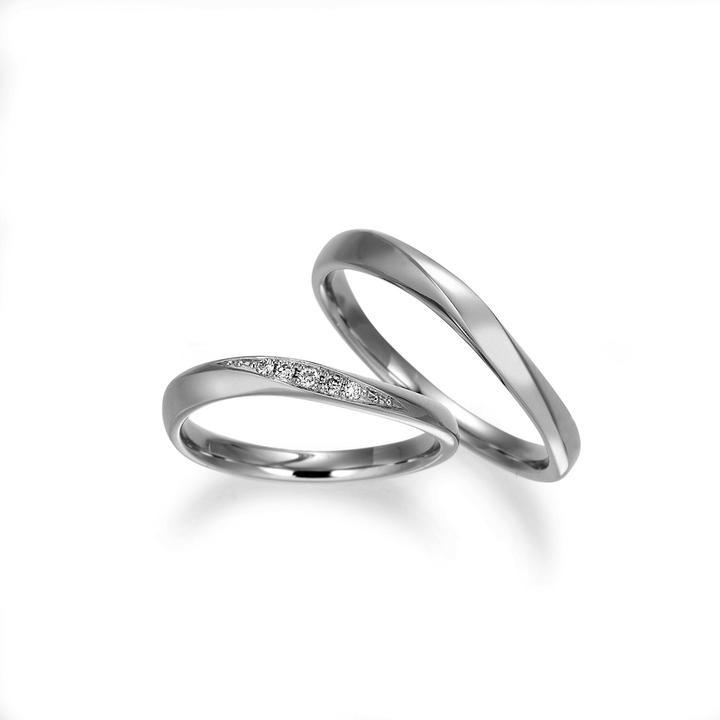 結婚指輪AIR VERT