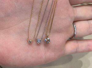0.05~0.1カラットのダイヤモンドを徹底比較!