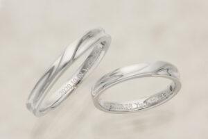結婚指輪 刻印例